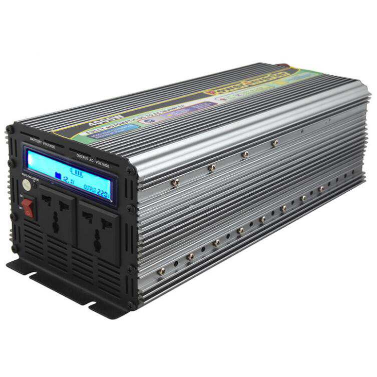 DC-AC 4000W Modified Sine Wave Power Inverter DC 24V to AC 220V