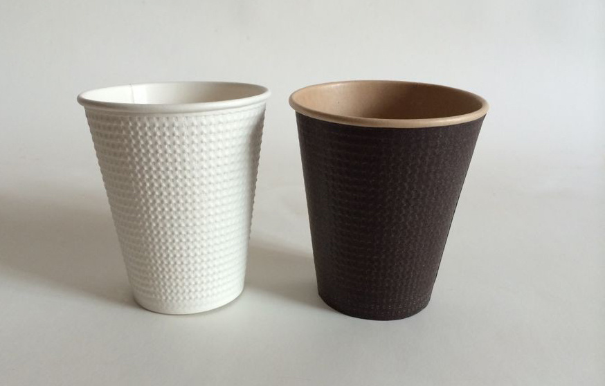 Double Wall Hot Drinking Cup