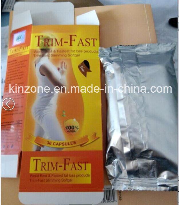 Factory Price Slimming Soft Gels--Trim Fast Diet Pills