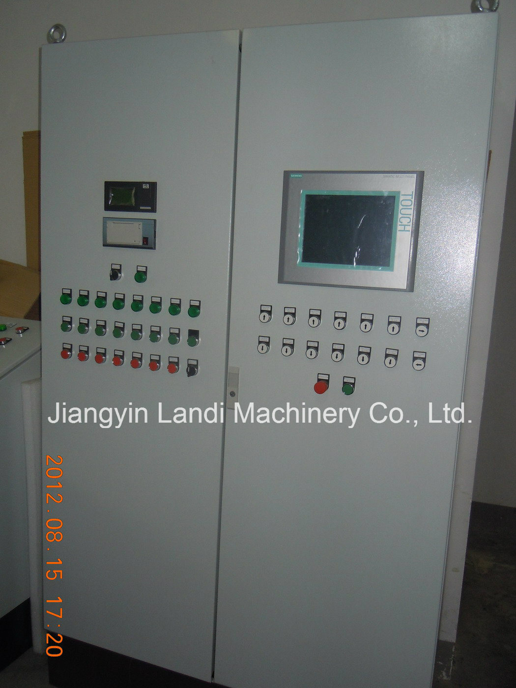 Electrical Control Panel for Heavy Industry