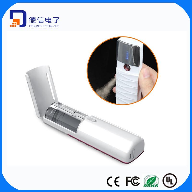Face Humidifier 3000mAh Mobile Portable Powerbank