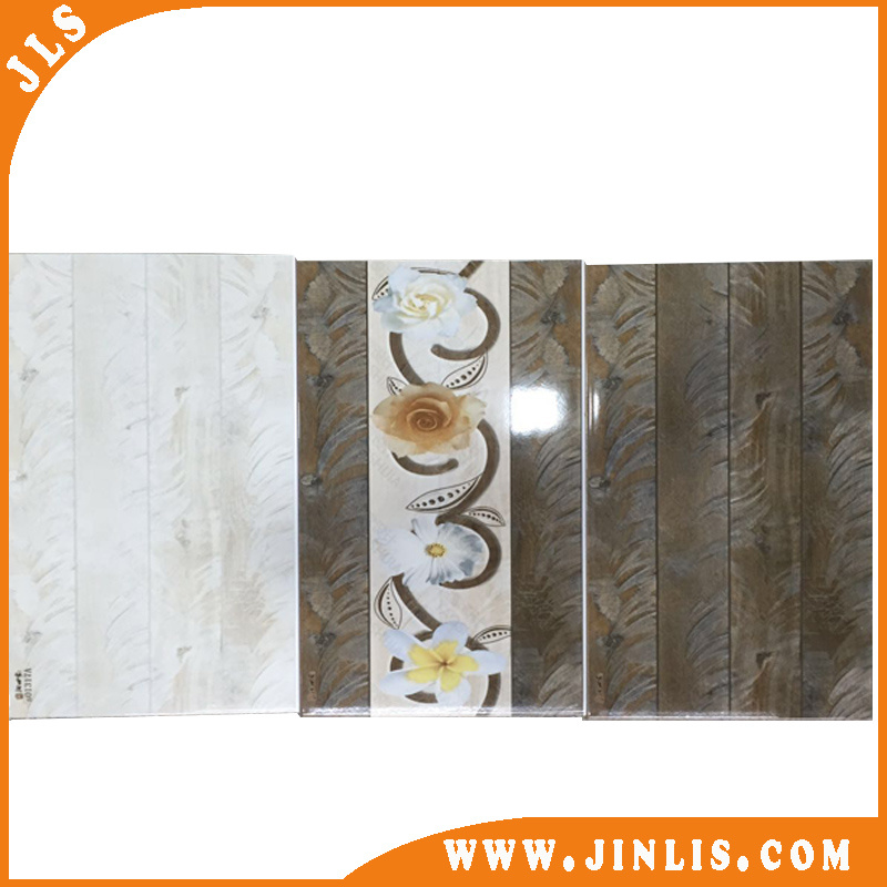 3D Inkjet Wall Non Water Proof Tile for Bathroom