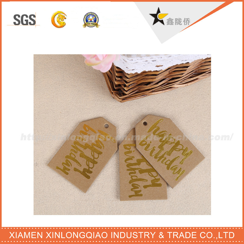 High Quality Wholesale Hang Tags for Garment Clothing