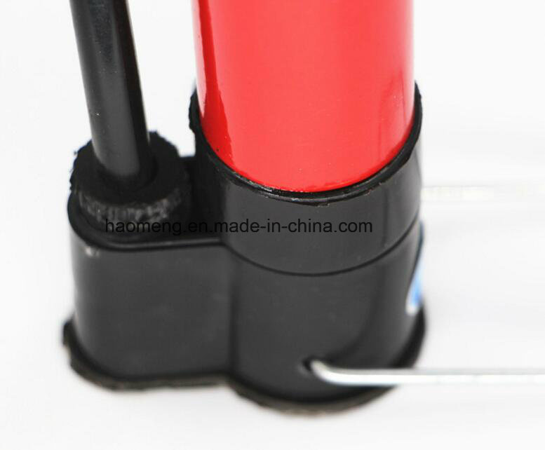 Factory Direct Colorful Mini Bike Foot Pump