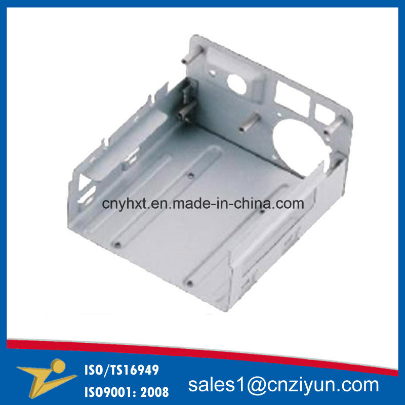 Custom Aluminum Sheet Metal Stampings