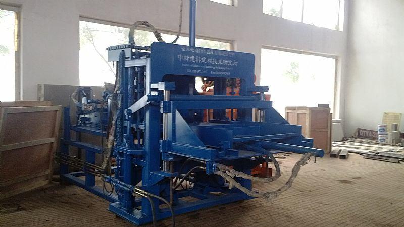 Zcjk4-20A Block Machine Mould for Cement