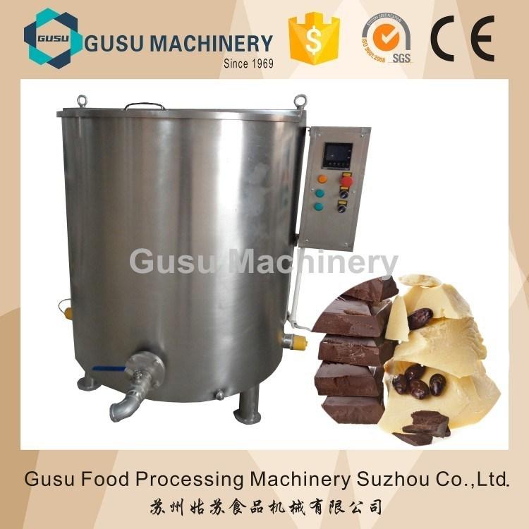 Ce Certified Snack Chocolate Machine Fat Melting Tank