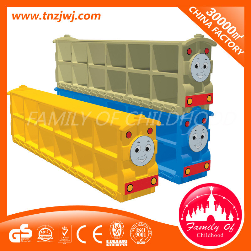 Daycare Wooden Children Toys Storage Cabinets