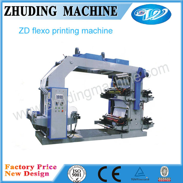 High Speed Printing Machine for Non Woven Fabric/Paper/PP Woven Bag/Film