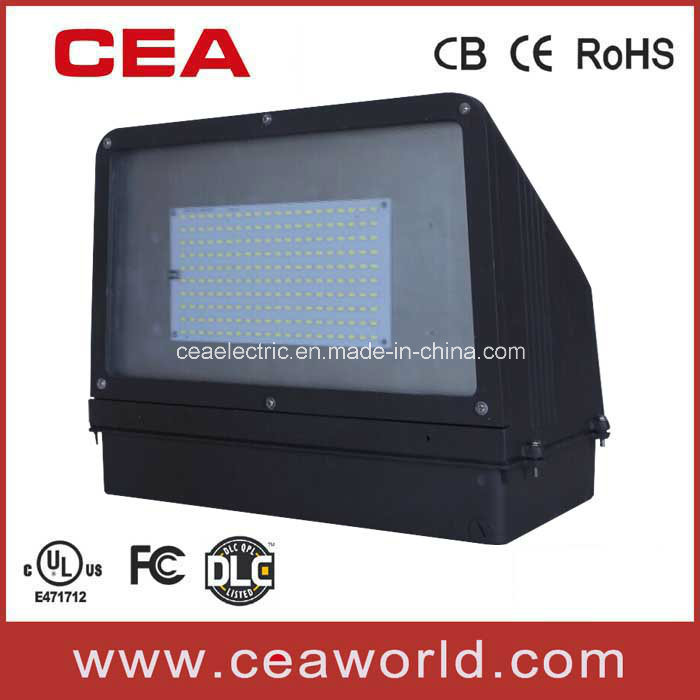 UL cUL Dlc FCC Approved LED Cut off Wall Pack Light