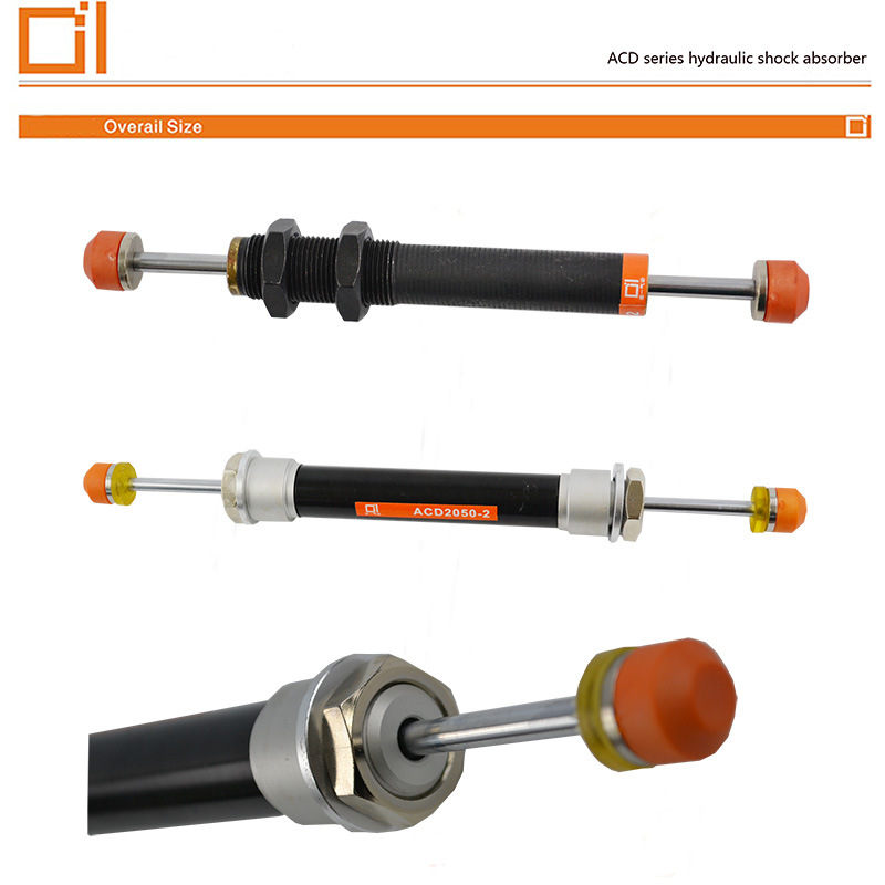 Acd 20 Series Bidirectional Buffering Types Hydraulic Self-Compensation Industrial Auto Shock Absorber