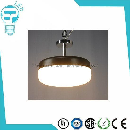 Orange Glass Strip LED Pendant Lamp