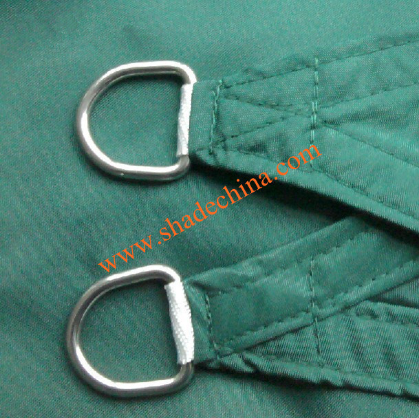 Dark Green Color for Waterproof Polyester Shade Sail (Manufaturer)