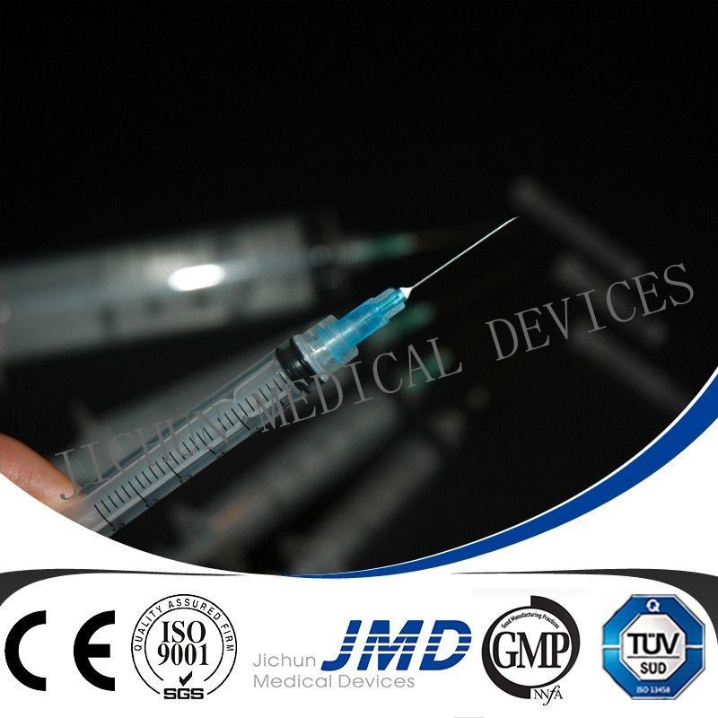 Hypodermic Disposable Medical Syringe Needle with Ce, ISO13485, GMP