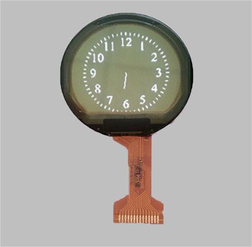 1.07 Inch Rould OLED Display Module Circle Smart Watch Circular