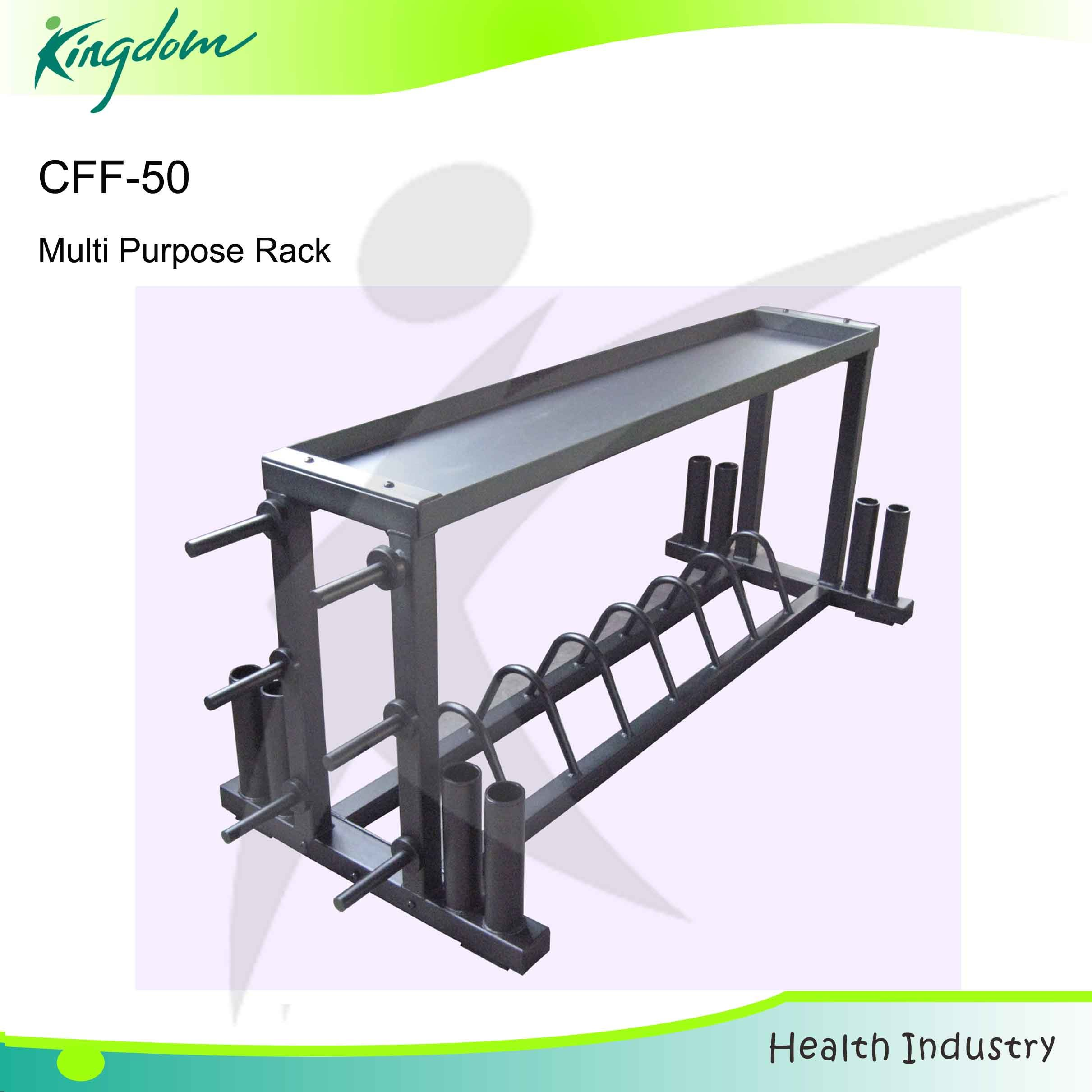 Multi Purpose Rack/Storage Stand/ Fitness Equipment/Gym Multi Storage Rack
