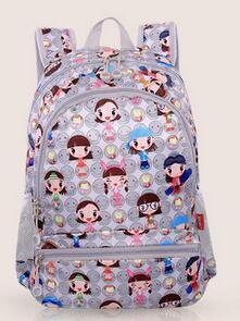 OEM Cute Girl′s Backpack Bags