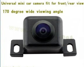 Universal Mini Rear View Car Parking Camera with 170 Degree Wide Viewing Angle
