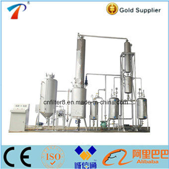 Chongqing Top Engine Oil Recycling System with Distillation Technology (EOS-10)