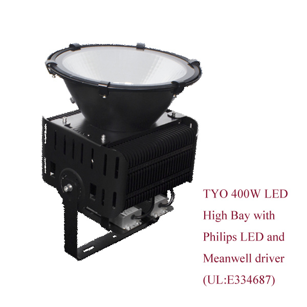 400W LED High Bay Light with Philips LED