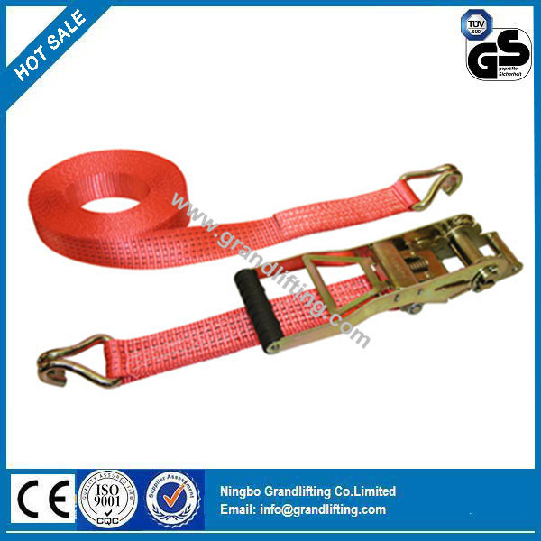 Ce Certified Stf 500dan 5t Ergo Ratchet Tie-Down Straps