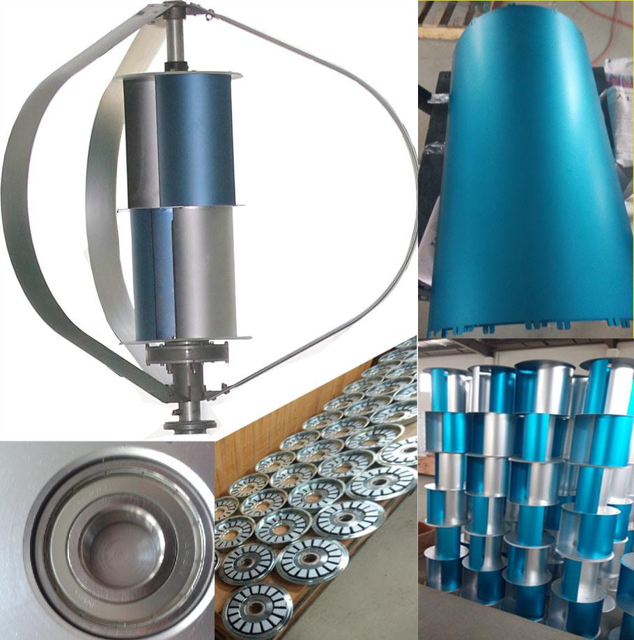 MPPT Wind Turbine Controller