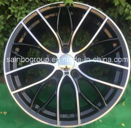 Aluminium Alloy Car Wheel Rims (2001)