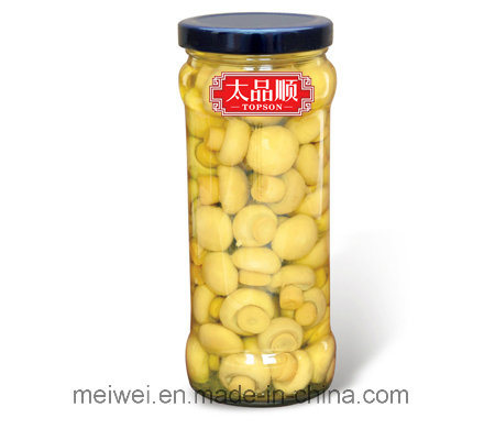 Canned Whole Mushroom with Super Quality
