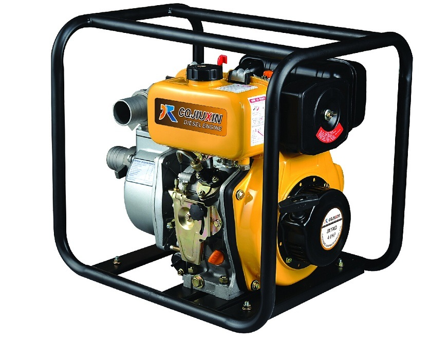 High Quality Diesel Water Pump with Ce, Son, ISO
