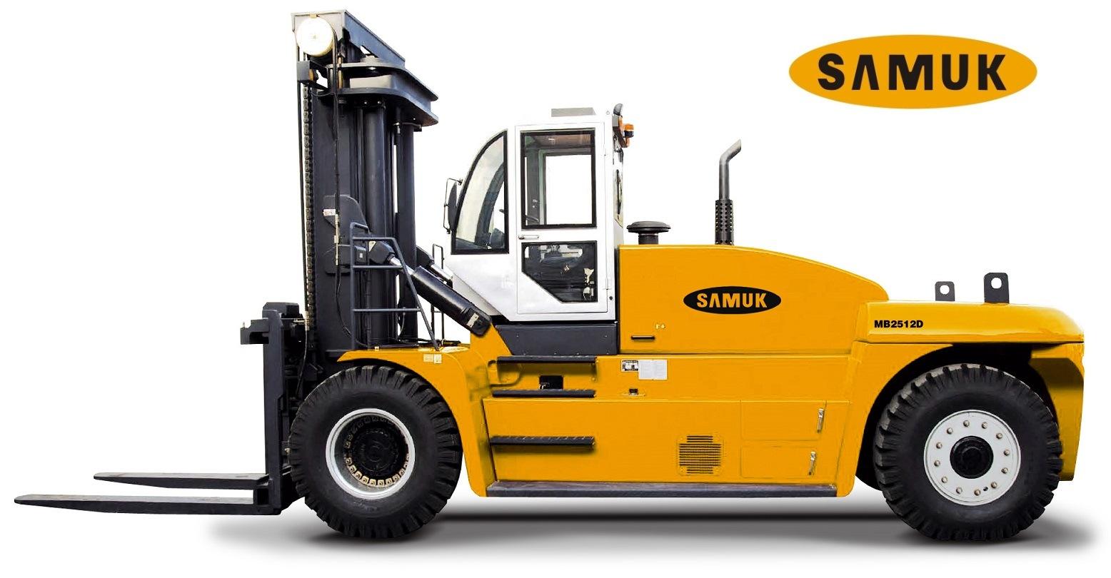 Heavy Duty Forklift 13.5-50ton