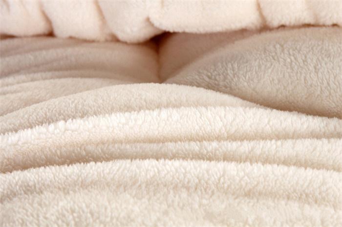 Cheap High Quality Bed Sheet Patchwork Quilt