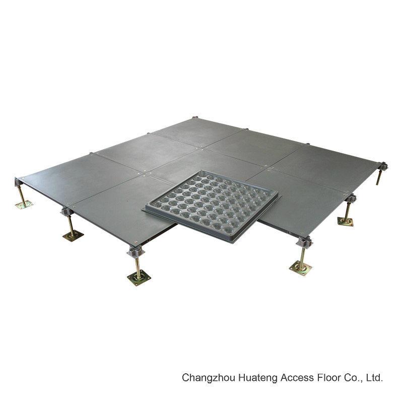 Bare 600X600 Steel Raised Flooring