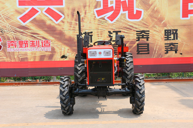 40HP 4WD Zt404 off-Road Farm Agricultrual Wheel-Type Tractor Factory