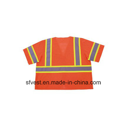 ANSI107 High Visibility Refelective Safety Clothing