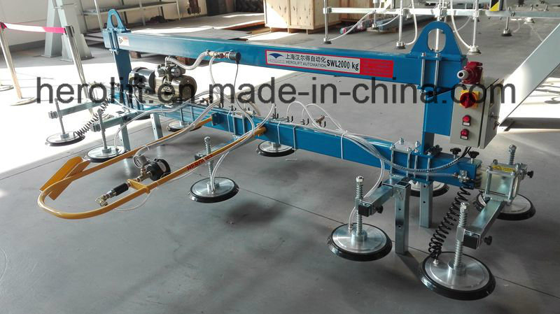 Electric Vacuum Lifter, Metal Sheet Lifter