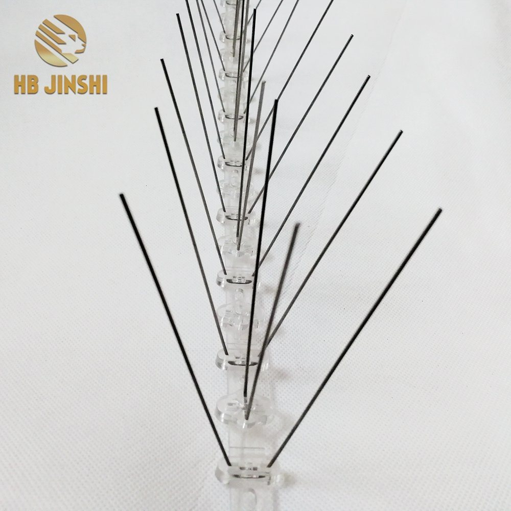 China Stainless Steel Durable Pigeon Repellent Anti Bird Spikes ...