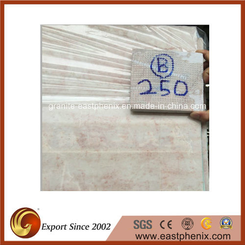 Hot Sale Pink Marble Slab for Countertop/Vanity Top