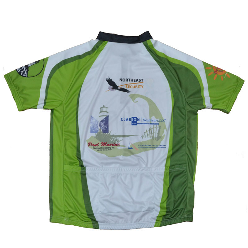 Sublimated Cycling Jersey/Sublimation Cycling Shirt