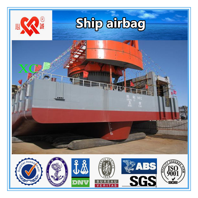 7-8 Layers Ship High Quality Landing and Lifting Airbag