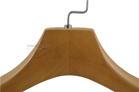 Premium Wooden Hangers for Branded Clothes (BH025)