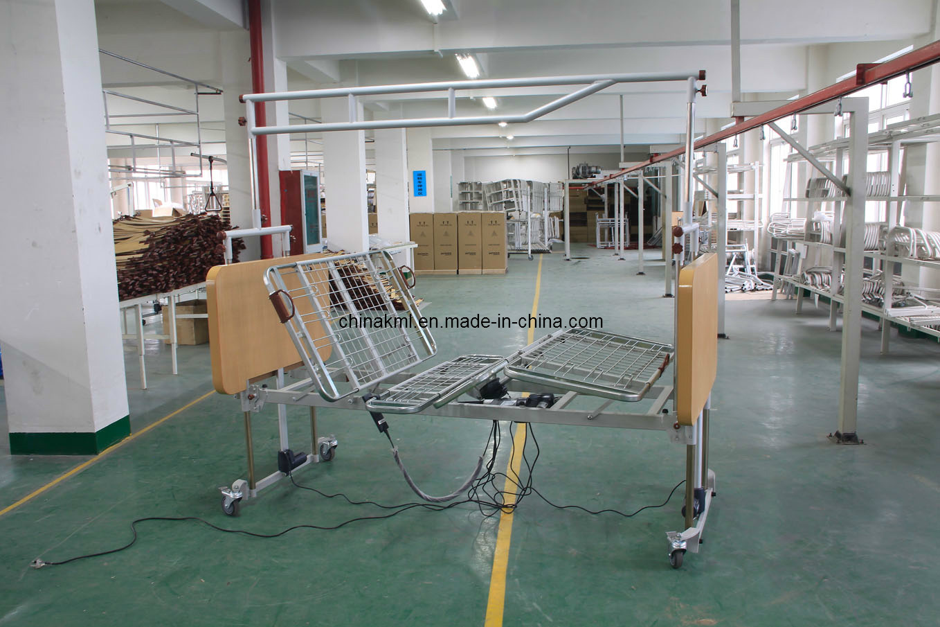 Medical Bed for Bariatric (KML-3ZD-5-C3-2)