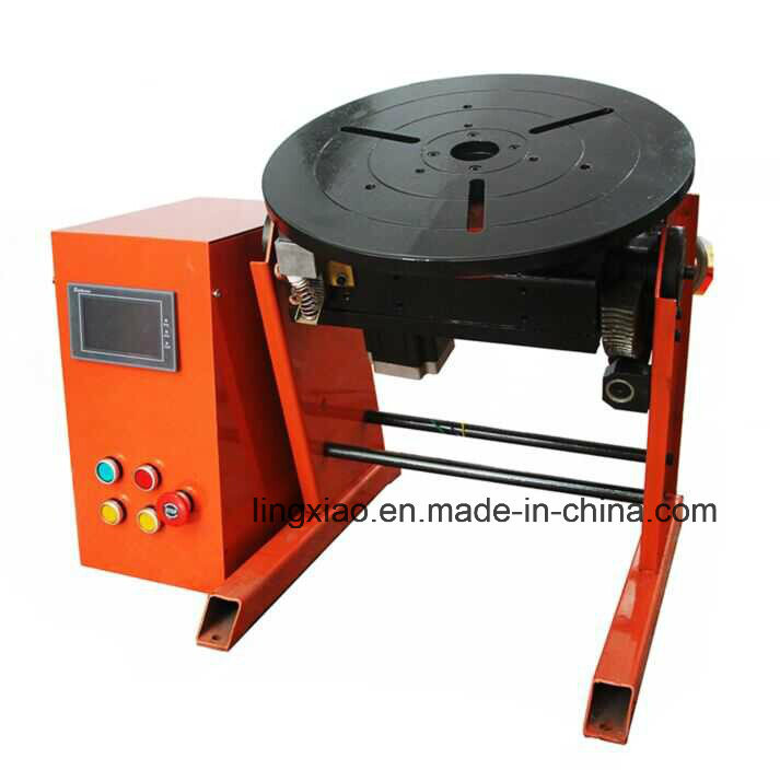 CNC Type PLC Control Welding Positioner Hb-CNC600 for Girth Welding