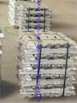 Aluminium Ingot 99.7%, Aluminium Ingot