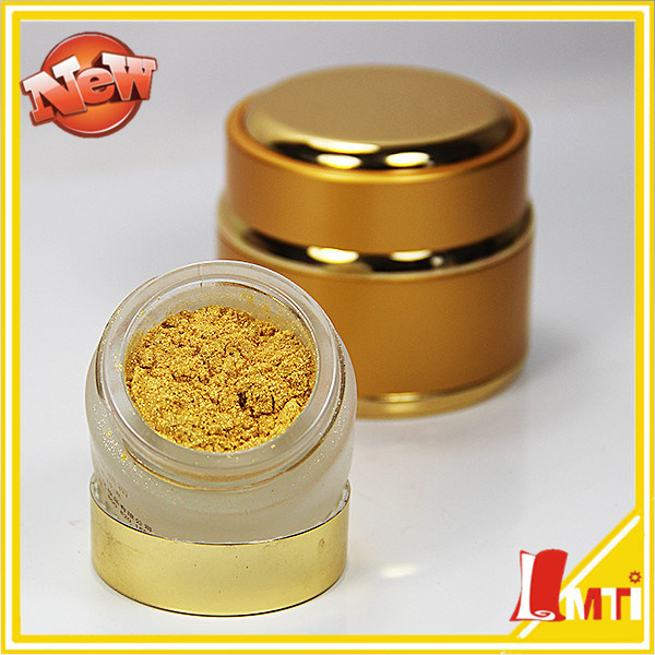 Gold Wholesale Paint Synthetic Pearlescent Pigment