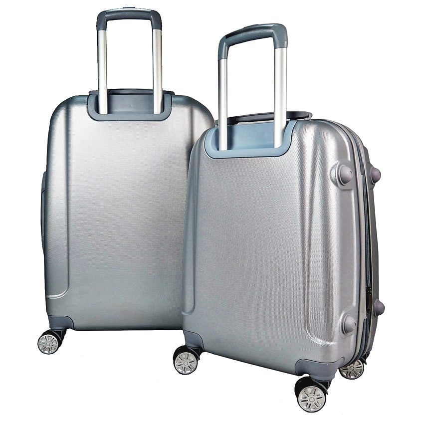 """ABS Suitcase 20""""24""""28"""" Inch Trolley Bag Expandable Travel Luggage"""