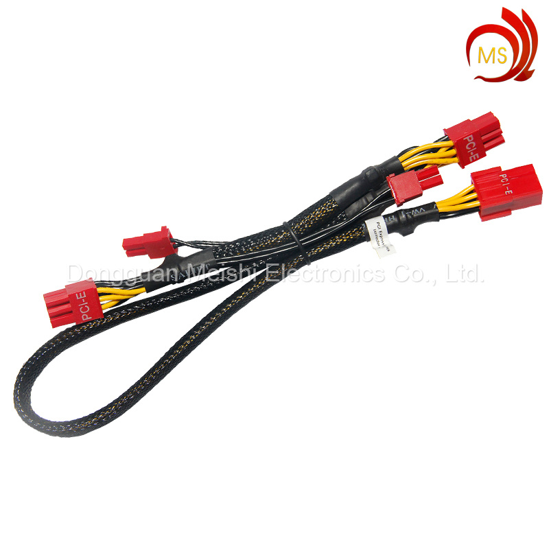 O-Ring Spade Terminal Cable Assembly