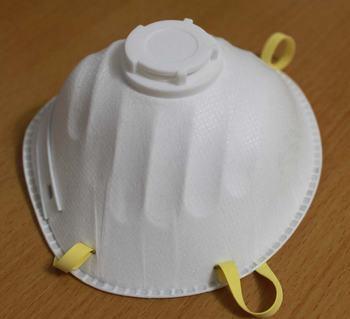Disposable Dust Mask Safety Mask Face Mask Welding Mask