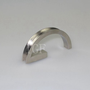 Quality Brass or Stainless Steel Glass Door Handle (GPH-001)