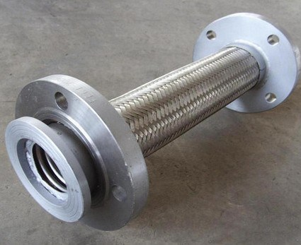 High Temperature and High Pressure Stainless Steel Flexible Metal Hose