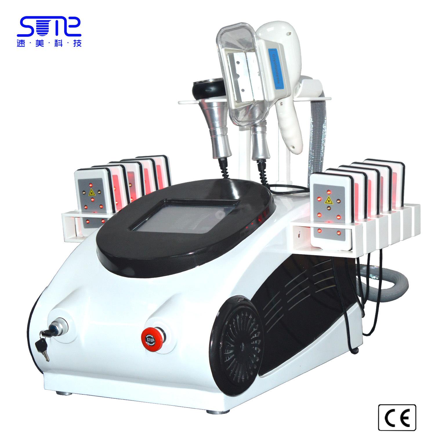Lipo Laser Body Slimming Zeltiq Cryo Cryolipolysis Machine